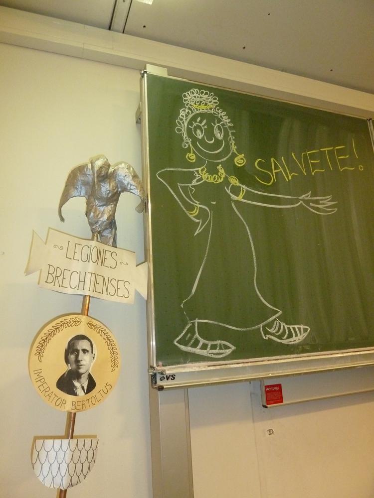 fächerübergreifender unterricht latein